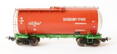 Onega Tsisternvagun 15-1447 ''Lukoil-Trans'  , 1447-0005