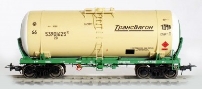 Onega Tank car 15-1547-04 'TransVagon Alcohol'  , 1547-0401