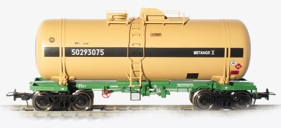 Onega 1572-0001 - Tank car 15-1572 'Methanol'