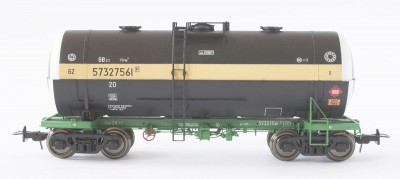 Onega Tank car 15-1603 'Resin X'  , 1603-0001