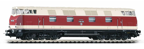 Piko Diesellok V 180 203 GFK Diesel , 52574