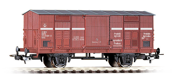 Piko Covered goods car Typ F , 54720