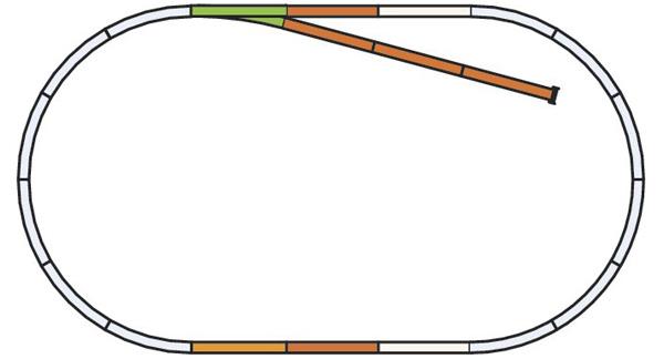 Piko Track set B , 55310