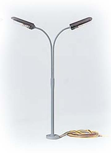 Piko Street light, 2-lamp , 55755