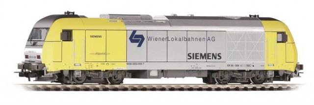 Piko Diesellok Herkules WLB-Wiener Lokalbahn, 57585
