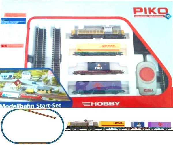 Piko Starter set SNCB G 1700 Freight , 59111