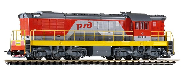 Piko Diesel ChMe3 RZhD , 59783