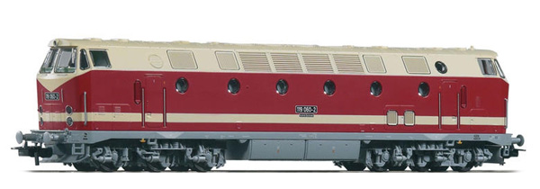Piko Diesellok BR 119 , 59930