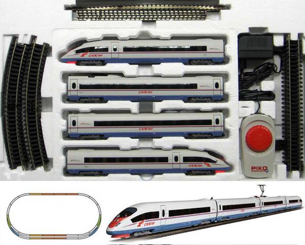 Piko Стартовый набор Скорый поезд 'Сапсан' , 96987