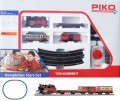 Piko Western Steam Freight Starter Set  , 57140