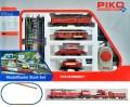 Piko Starter set Feuerwehr DB,  Diesellokomotive BR 218 , 57153