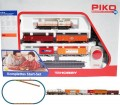 Piko Starter set Freight train,  Diesellokomotive Am 843 'Sersa'  , 59110