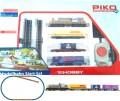 Piko Стартовый набор Грузовой поезд, SNCB G 1700 , 59111