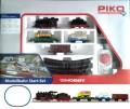 Piko Стартовый набор Грузовой поезд с паровозом, СЖД , 97913