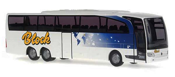 Rietze MERCEDES-BENZ Travego M Block Reisen  66318