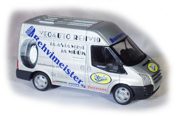 Rietze FORD Transit Mod. 2006 Rehvimeister reh012