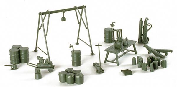 Roco-Minitanks Field maintenance set, 00576