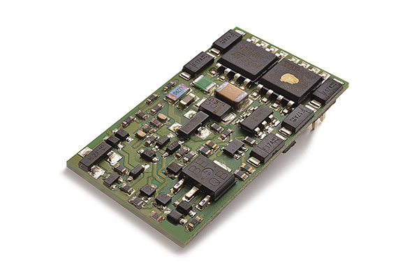 Roco PluX22 Pin DCC Decoder feedback , 10883