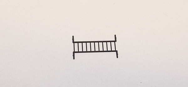 Roco Roof stair 2M62  , 140411