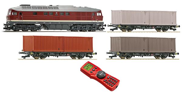 Roco TT Digital Starter Set BR 132 DR , 35013