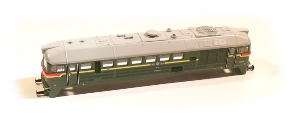 Roco Body assembly Loco no. M62-1169 TT , 36237k