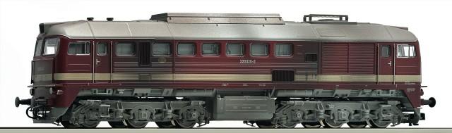 Roco Diesellok BR220 TT , 36272