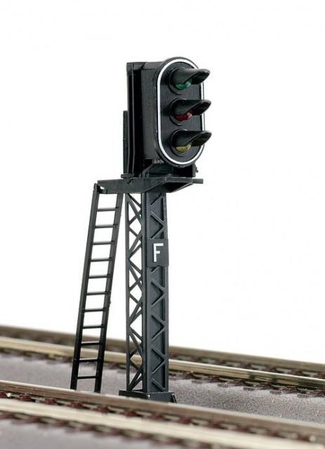 Roco Signal 3-light SNCF style , 40021
