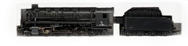 Roco Dampflokomotive BR 44 SZD, 43350