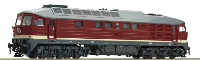 Roco Diesellokomotive BR 132 , 52502