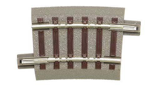 Roco Curved section R2 geoLine , 61129