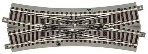 Roco Double slip switch geoLine , 61164