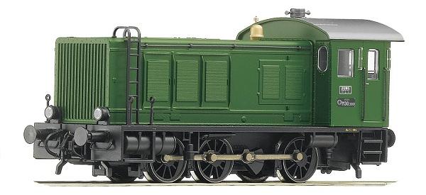 Roco Diesellokomotive M30 MÁV (German BR V36) , 62808