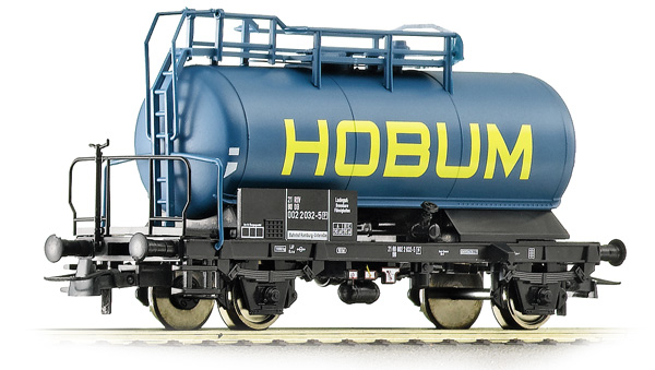 Roco Tank car  HOBUM , 66767