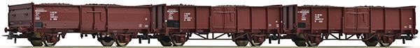 Roco Грузовые вагоны, 3 шт , 67066