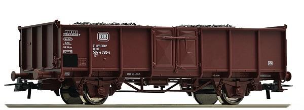 Roco Lahtine kaubavagun Typ Omm55 , 67502