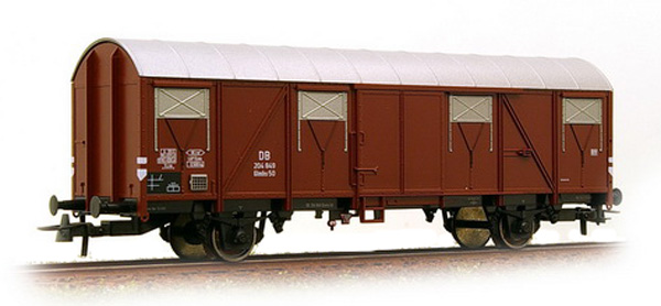 Roco Box car Typ Glmhs 50 , 67856