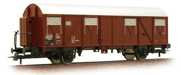 Roco Крытый грузовой вагон Typ Gbs , 67857