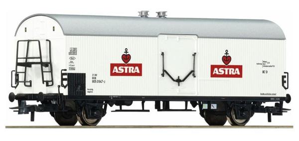 Roco Refrigerator car , Bierwagen 'Astra' , 67880