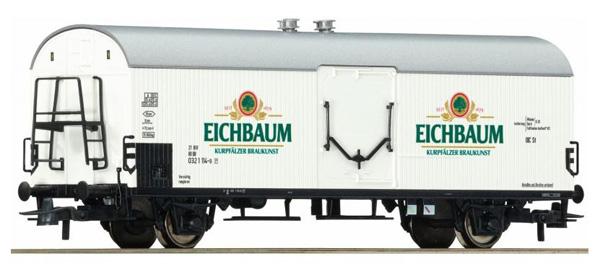 Roco Refrigerator car , Bierwagen 'Eichbaum' , 67882