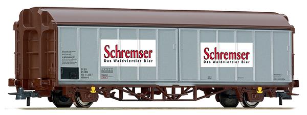 Roco Refrigerator car , Bierwagen 'Schremser' , 67897