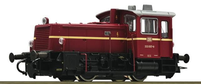 Roco Diesellokomotive BR 333 Köf , 72726