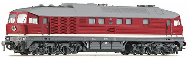 Roco Diesellokomotive BR 142 with sound  , 73709