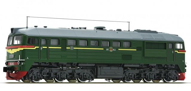 Roco Diesellok M62 , 73790