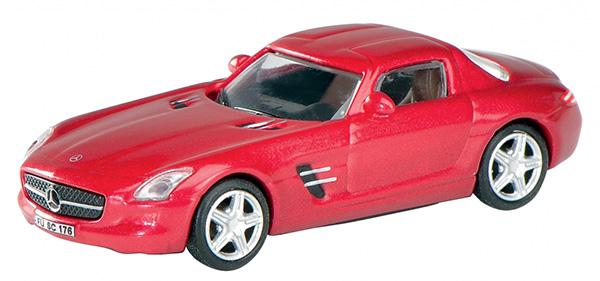 Schuco Mercedes-Benz SLS AMG Coupe , 25855