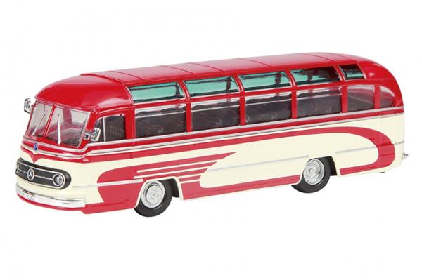 Schuco Mercedes-Benz O321 Bus , 25865
