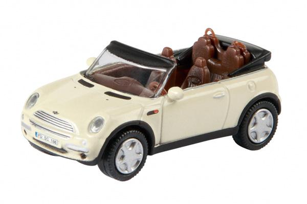 Schuco Mini Cooper Cabrio , 25912