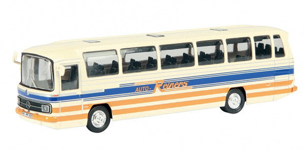 Schuco Mercedes-Benz Bus O302 Auto Reiner , 25915 – train