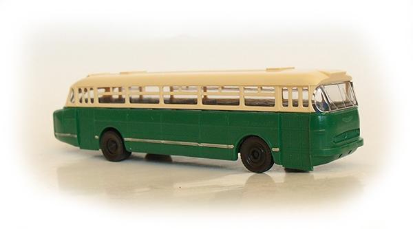 Modelltec-S.E.S Ikarus 66 bicolor green  141084g