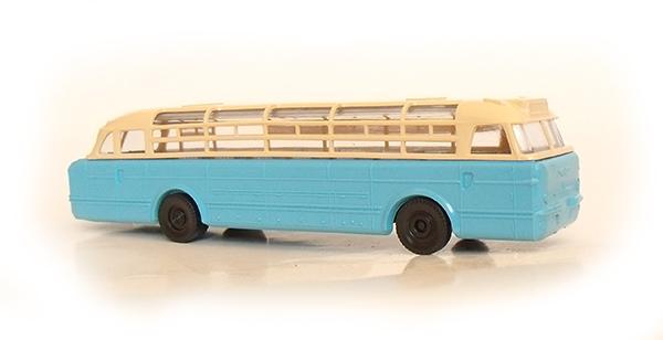 Modelltec-S.E.S Икарус 55 голубо-бежевый 108502blb