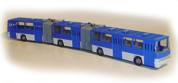 modelltec s e s ikarus 293 bicolor blue 130702 train models online store. Black Bedroom Furniture Sets. Home Design Ideas